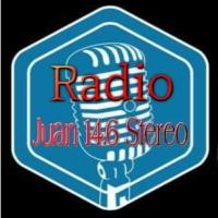Logo de la radio Radio Juan 14.6 Stereo