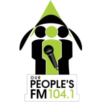 Logo of radio station Our People's FM 104.1 Ado Ekiti Nigeria