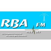 Logo de la radio RBA FM