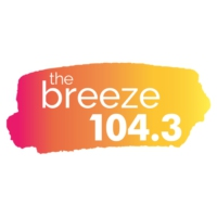 Logo de la radio CHLG-FM 104.3 The Breeze