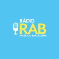 Logo of radio station Ràdio Amèrica Barcelona - RAB Ràdio