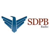 Logo of radio station SDPB Radio