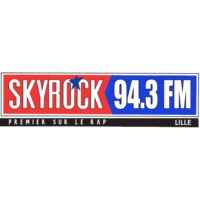 Logo of radio station Skyrock Nord