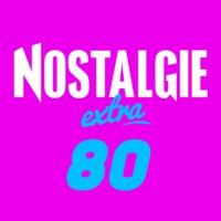 Logo of radio station Nostalgie Extra 80