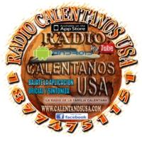 Logo de la radio RADIO CALENTANOS USA