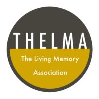 Logo of radio station THELMA FM