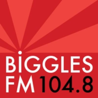 Logo of radio station Biggles FM