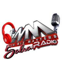 Logo of radio station LATIN MIX MASTERS SALSA RADIO