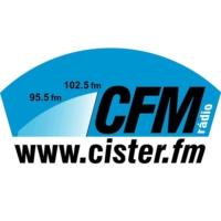 Logo de la radio Cister FM