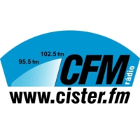 Logo of radio station Rádio Cister