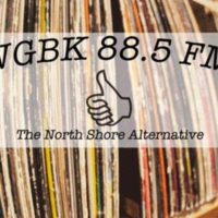 Logo of radio station WGBK 88.5 FM