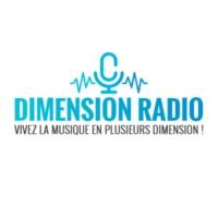 Logo of radio station Dimension Radio