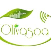 Logo of radio station Olivasoa radio 91fm