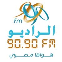 Logo of radio station El الراديو 9090
