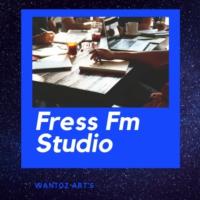 Logo of radio station fress fm