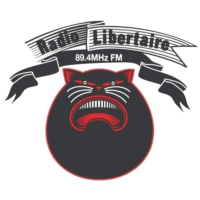 Logo of radio station Radio Libertaire