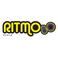 Logo of radio station Ritmo 80
