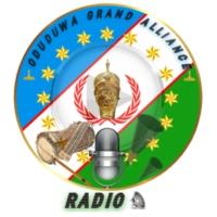 Logo of radio station Oduduwa Grand Alliance Radio