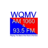 Logo of radio station WQMV AM 1060
