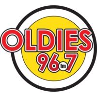 Logo de la radio CJWV-FM Oldies 96.7
