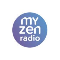 Logo of radio station MyZen Radio