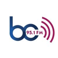 Logo of radio station BC 95.1 FM