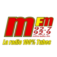 Logo of radio station MFM Guadeloupe - Rétro Zouk