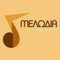 Logo of radio station Melodía 106.8 FM - Μελωδία 106.8 FM