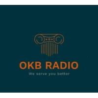 Logo of radio station okb radio