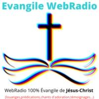 Logo of radio station Evangile WebRadio