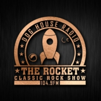 Logo of radio station Doghouse Radio The Rocket