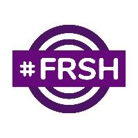 Logo de la radio Fajn Rádio - FRSH