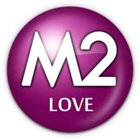 Logo de la radio M2 LOVE