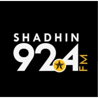 Logo de la radio Radio Shadhin 92.4 FM