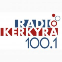Logo of radio station Ράδιο Κέρκυρα 100.1
