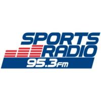 Logo of radio station KUJZ-FM 95.3 The Score