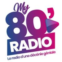 Logo of radio station My 80's Radio