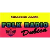 Logo of radio station Folk Radio Dubica
