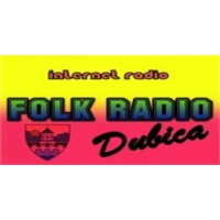 Logo of radio station Folk Radio Dubica