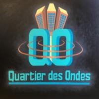Logo of radio station Quartier des Ondes