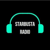 Logo of radio station StarbustA Radio