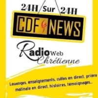 Logo of radio station CDF NEWS Radio