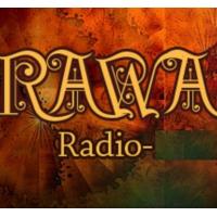 Logo of radio station RAWA Radio