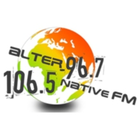 Logo de la radio Alternative FM