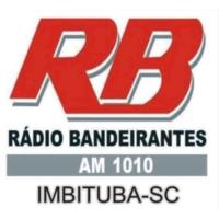 Logo de la radio Radio Bandeirantes 1010 AM