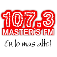 Logo de la radio 107.3 Master's FM