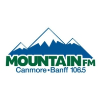Logo de la radio CHMN 106.5 Mountain FM
