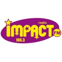 Logo of radio station impactfm 100% Musette