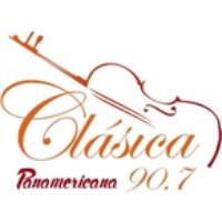 Logo of radio station Panamerica Clásica