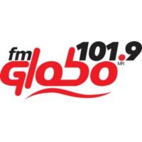 Logo de la radio XHPF FM Globo 101.9